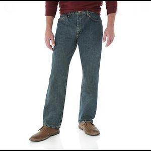 36x32 DKNY Village loose fit jeans distressed